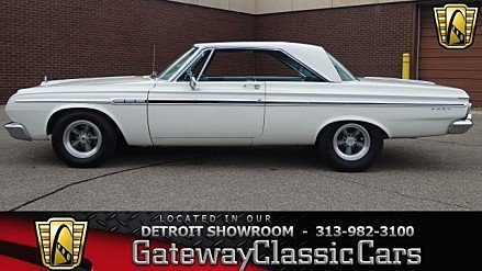 1964 Plymouth Fury for sale 100901098