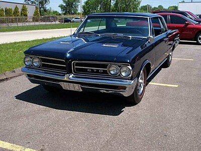1964 Pontiac GTO for sale 100840971