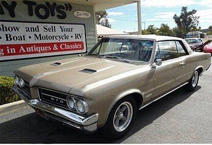 1964 Pontiac GTO for sale 100916007