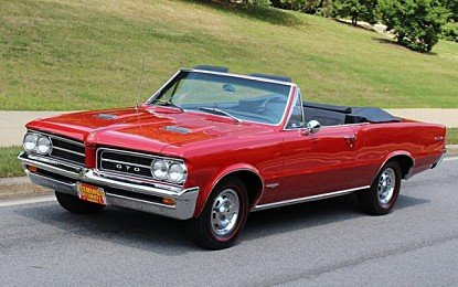 1964 Pontiac GTO for sale 100956181