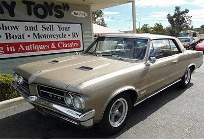 1964 Pontiac GTO for sale 100958950
