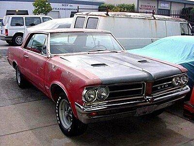 1964 Pontiac GTO for sale 100991817