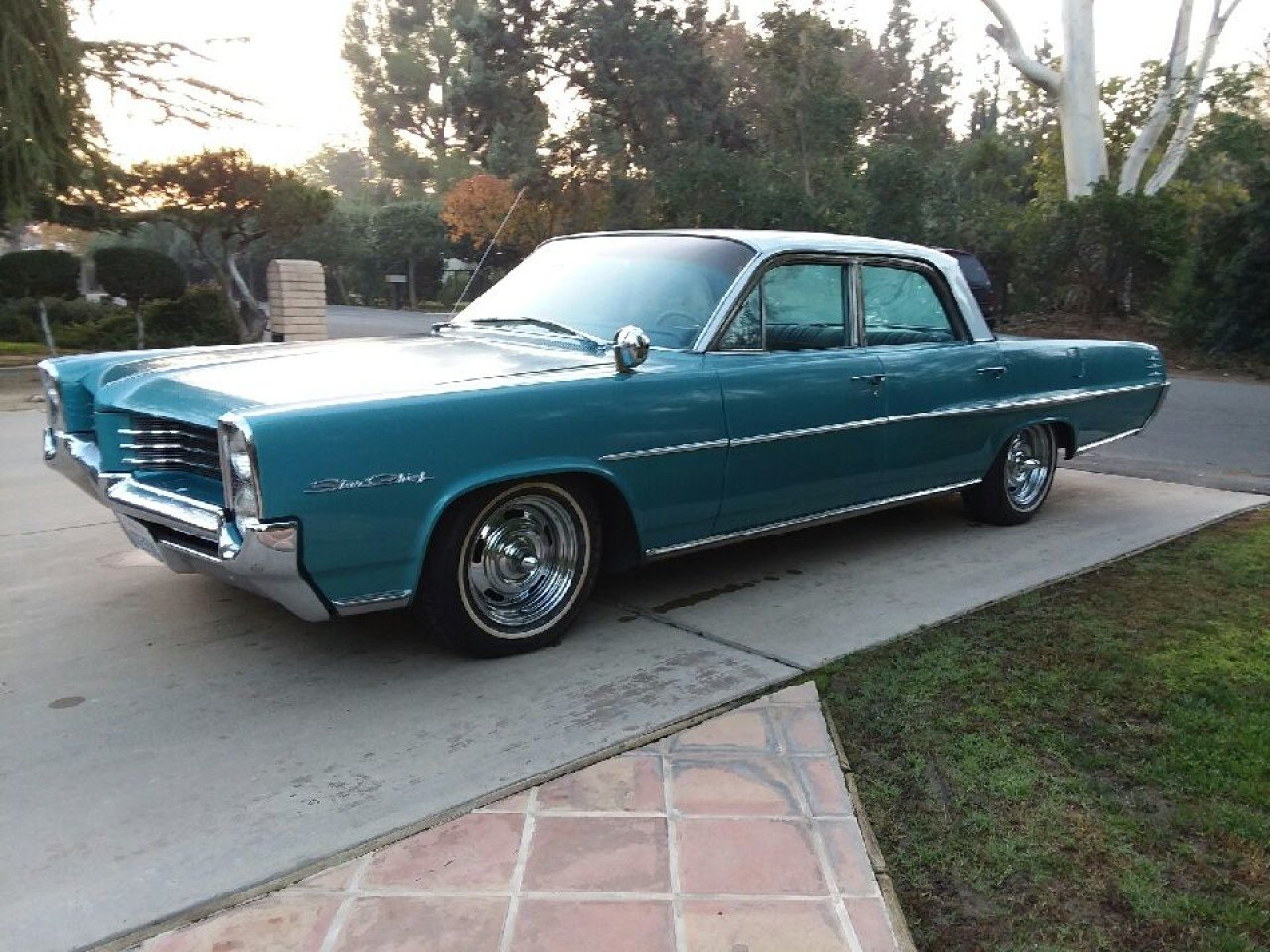1964 Pontiac Star Chief Pictures To Pin On Pinterest