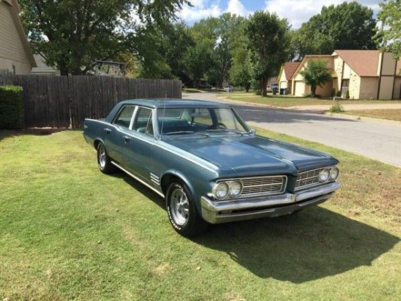 1964 Pontiac Tempest For Sale Near Cadillac Michigan