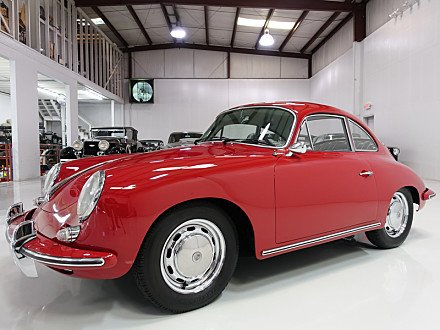 1964 Porsche 356 C Coupe for sale 100879463