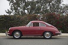 1964 Porsche 356 C Coupe for sale 100976623