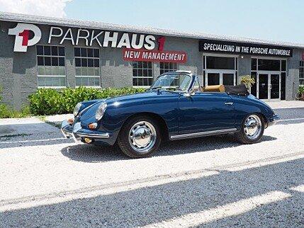 1964 Porsche 356 for sale 101008419