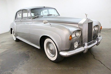 1964 Rolls-Royce Silver Cloud for sale 100796701