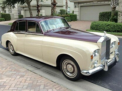 1964 Rolls-Royce Silver Cloud for sale 100876540