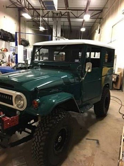 1964 Toyota Land Cruiser for sale 100826998