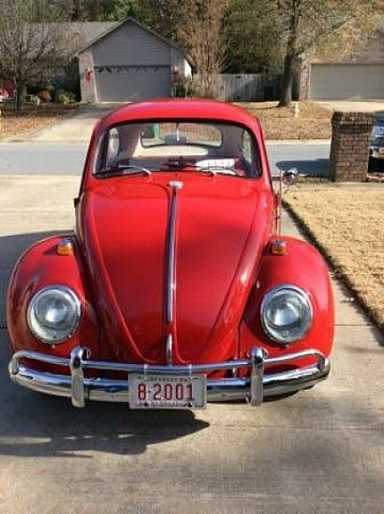 1964 Volkswagen Beetle for sale 100878161