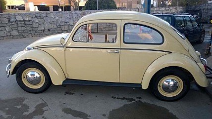 1964 Volkswagen Beetle for sale 100995100