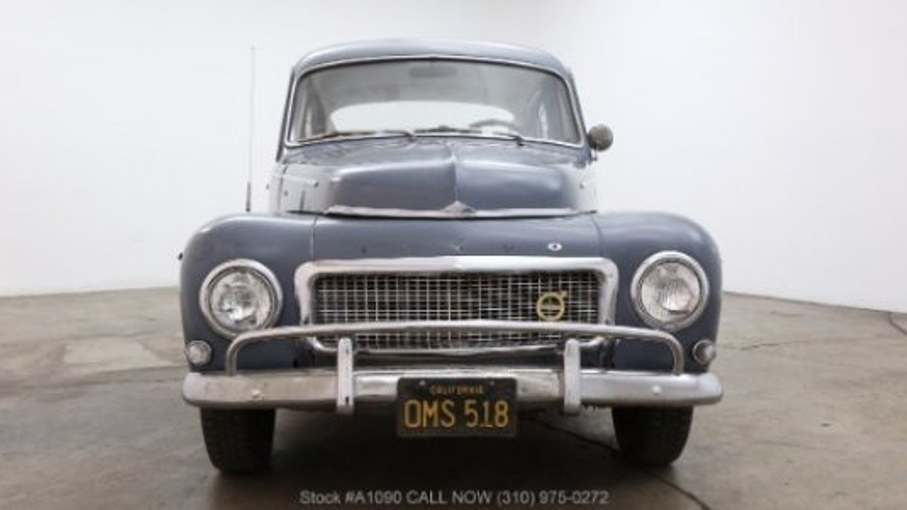 1964 Volvo PV544 for sale near Los Angeles, California 90063 ...