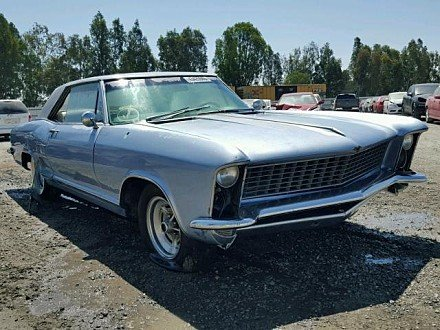1964 buick Riviera for sale 101045790