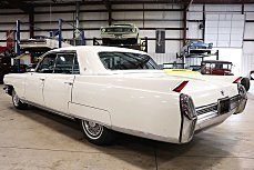 1964 cadillac Fleetwood for sale 101018843