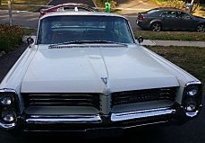 1964 pontiac Bonneville for sale 100915801