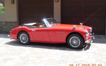 1965 Austin-Healey 3000MKIII for sale 100773007