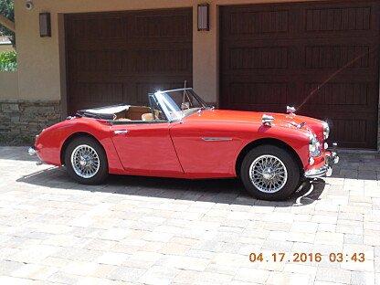 1965 Austin-Healey 3000MKIII for sale 100773007
