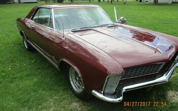 1965 Buick Riviera Coupe for sale 100923814