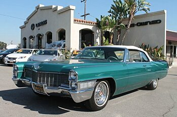 1965 Cadillac De Ville for sale 100954190