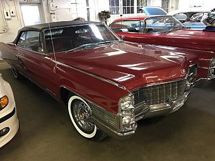 1965 Cadillac Eldorado for sale 100845321