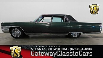 1965 Cadillac Fleetwood for sale 100924318