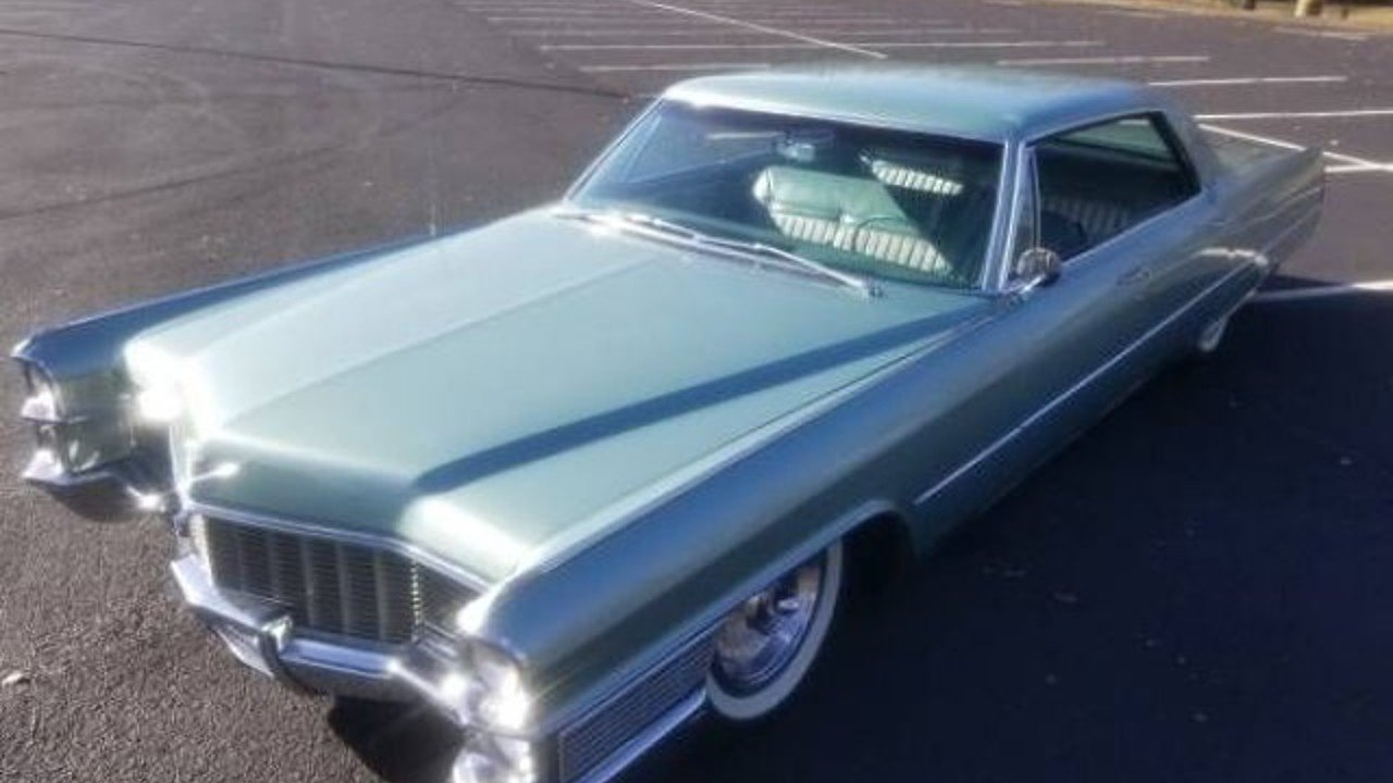 1965 Cadillac Other Cadillac Models for sale 100972637