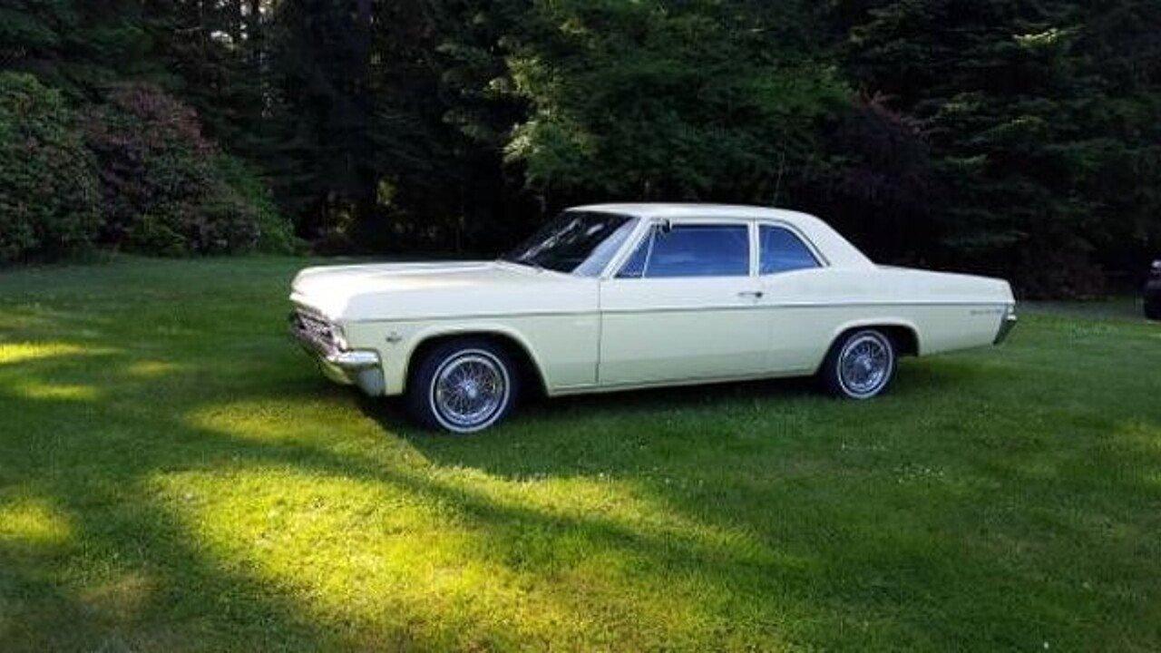 1965 Chevrolet Bel Air for sale near Cadillac, Michigan 49601 ...