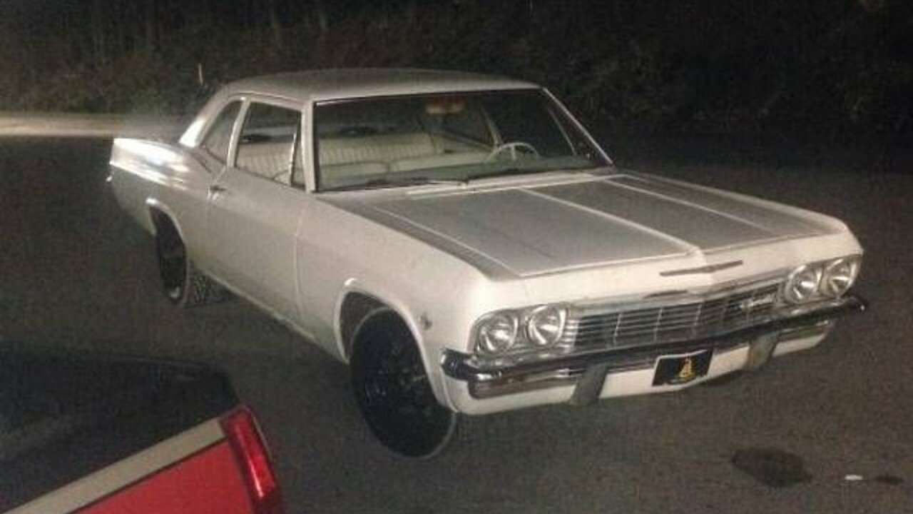 1965 Chevrolet Biscayne for sale 100889411