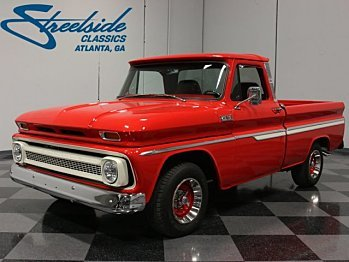 1965 Chevrolet C/K Truck for sale 100731305