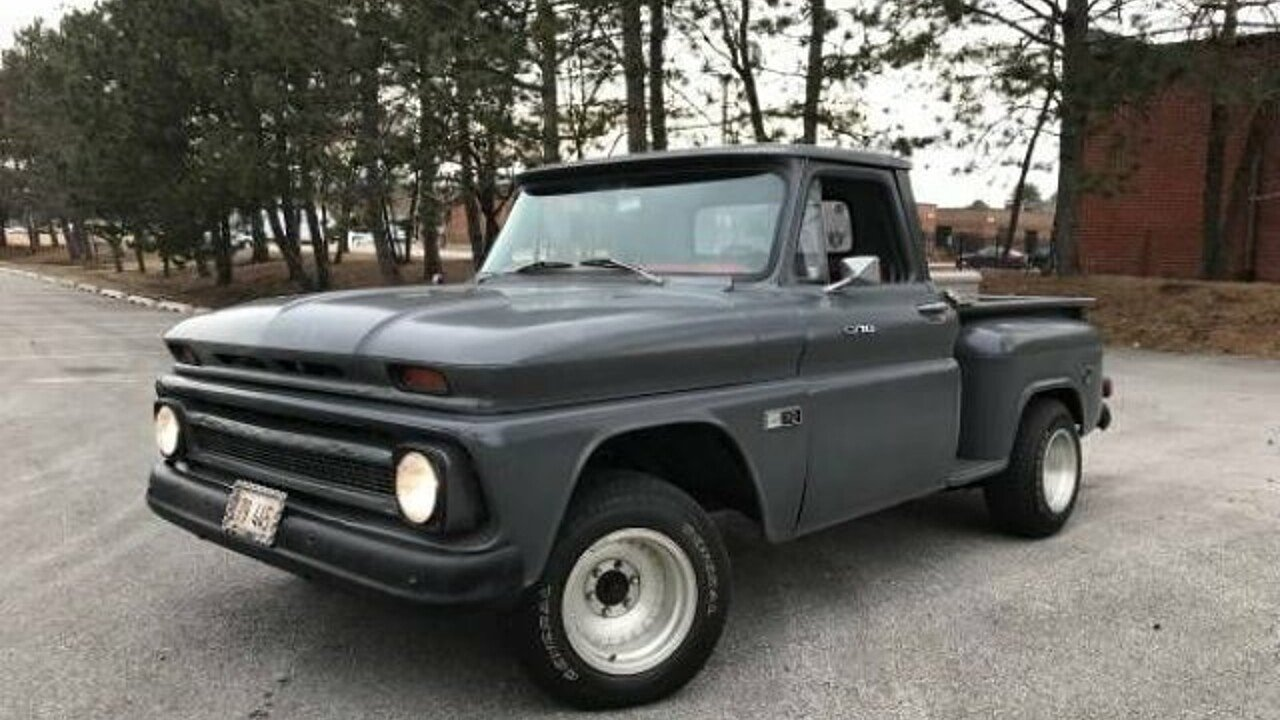 1965 Chevrolet C/K Truck for sale near Cadillac, Michigan 49601 ...