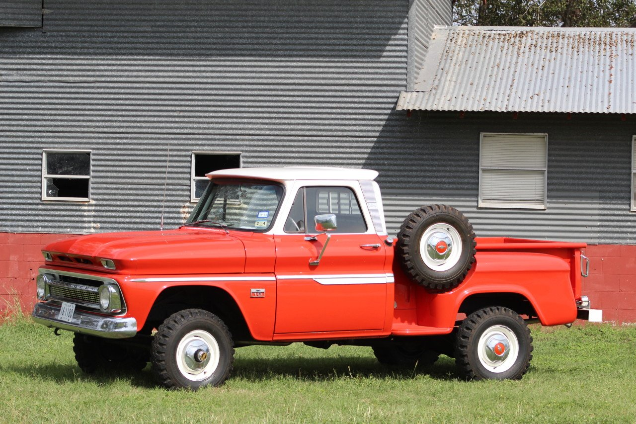 Classic Cars For Sale Auto Trader Com: 1965 Chevrolet C/K Trucks For Sale Near Pleasanton, Texas