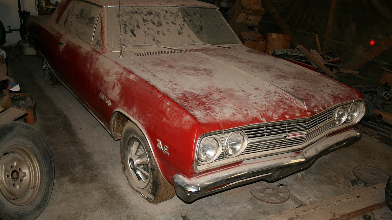 1965 Chevrolet Chevelle for sale near Bartlesville, Oklahoma 74006 ...