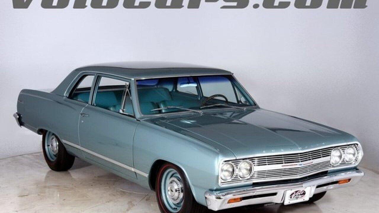 1965 Chevrolet Chevelle for sale near Volo, Illinois 60073 ...