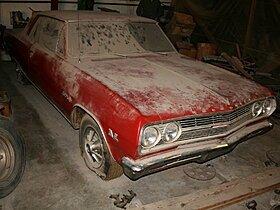 1965 Chevrolet Chevelle for sale 100956750