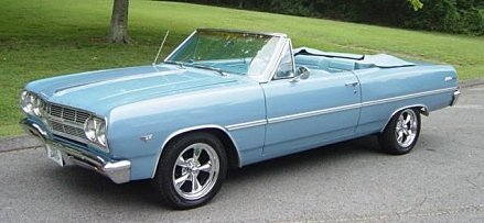 1965 Chevrolet Chevelle for sale 100930155