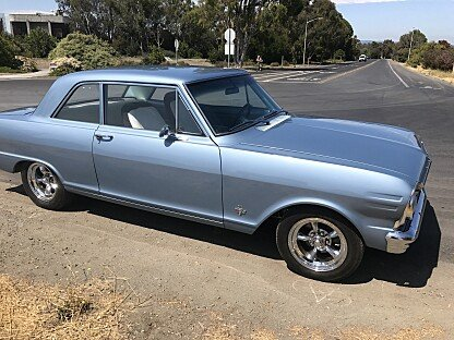 1965 Chevrolet Chevy II for sale 100891926