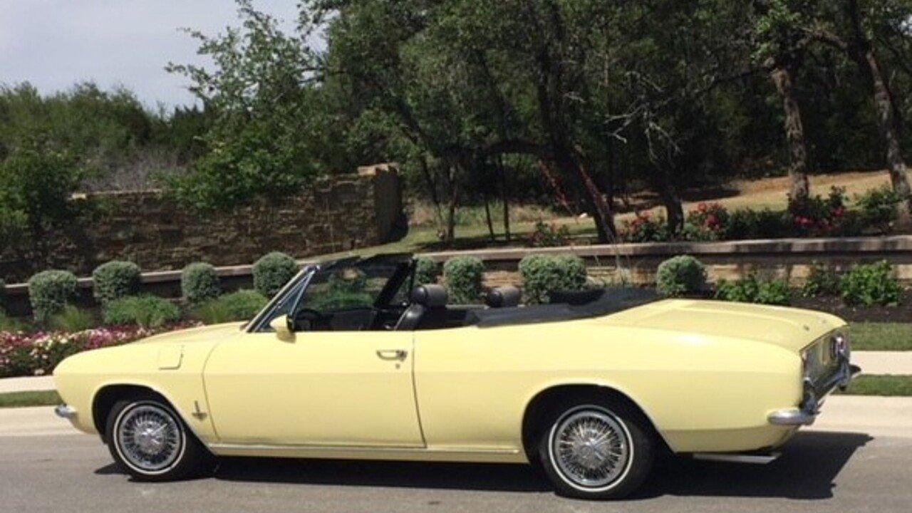 1965 Chevrolet Corvair for sale near LAS VEGAS, Nevada 89119 ...
