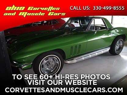 1965 Chevrolet Corvette for sale 100020737