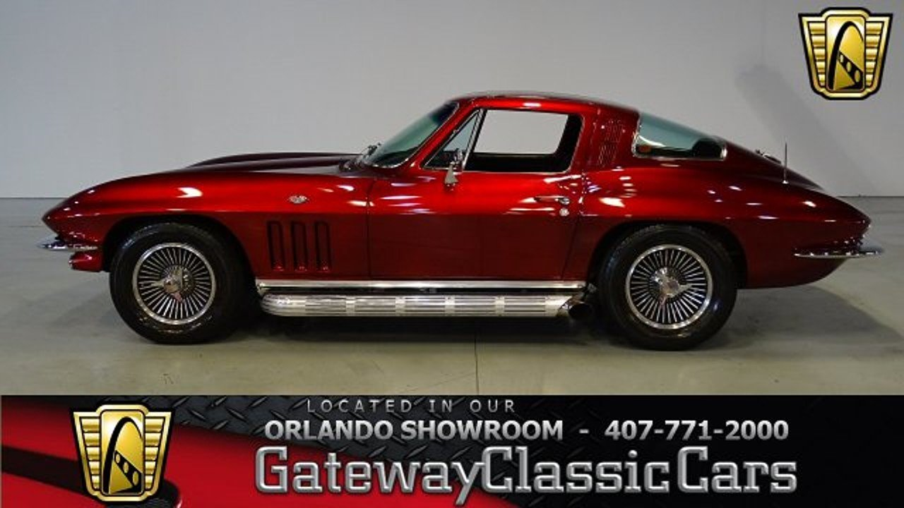 1965 Chevrolet Corvette for sale 100920024