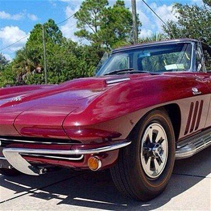 1965 Chevrolet Corvette for sale 100722235