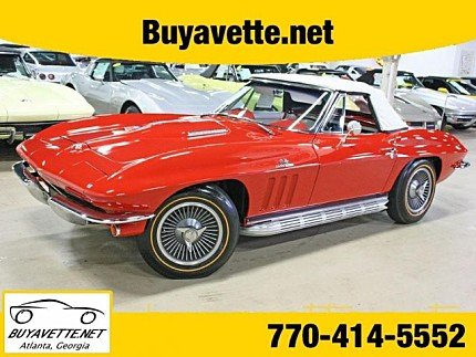 1965 Chevrolet Corvette for sale 100821547
