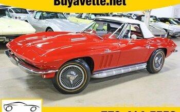 1965 Chevrolet Corvette for sale 100821547
