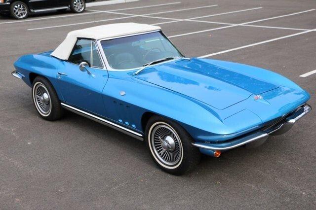 1965 Chevrolet Corvette Classics For Sale Classics On Autotrader