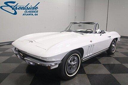 1965 Chevrolet Corvette for sale 100960025