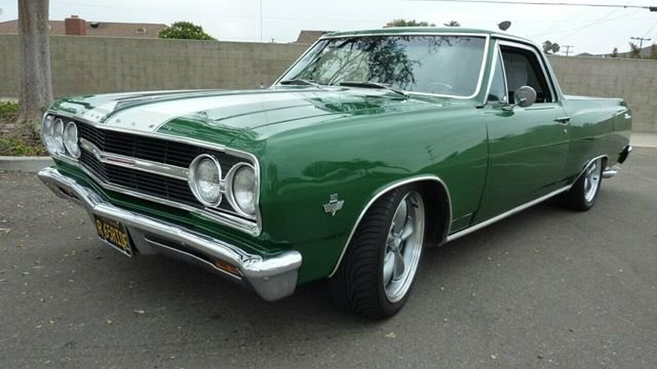 1965 Chevrolet El Camino for sale 100944466