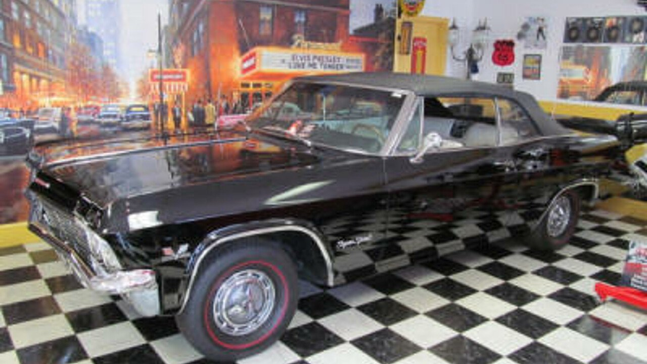 1965 Chevrolet Impala for sale near Florence, Alabama 35634 ...