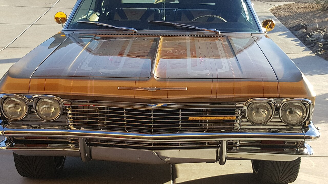 1965 Chevrolet Impala for sale near Phoenix, Arizona 85005 ...