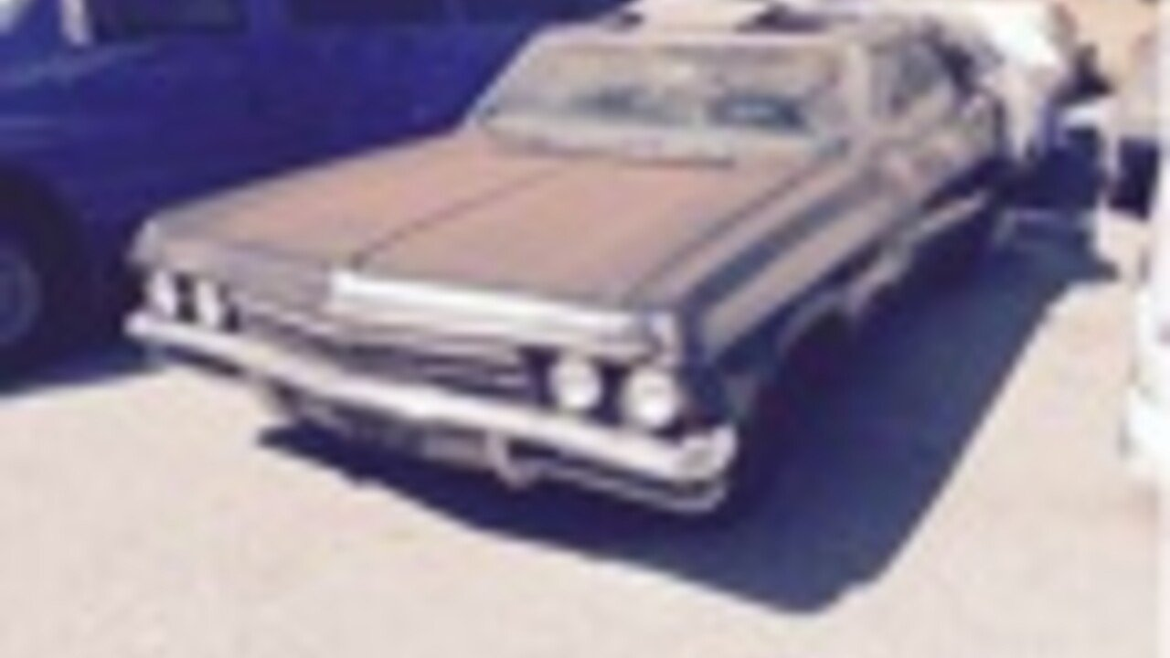 1965 Chevrolet Impala for sale 100855453