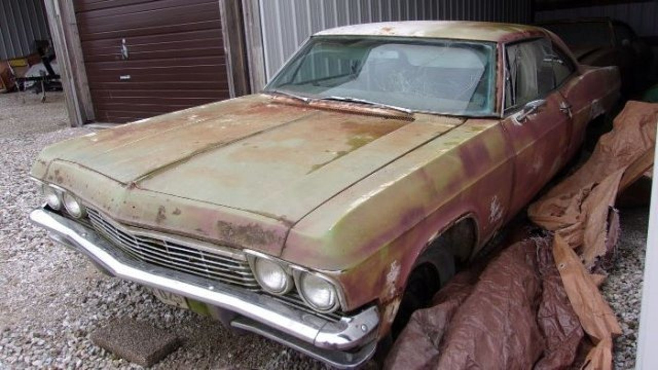 1965 Chevrolet Impala for sale 100879843